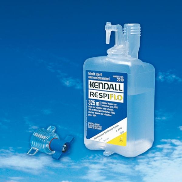 Kendall Respiflo 325ml steriles Wasser