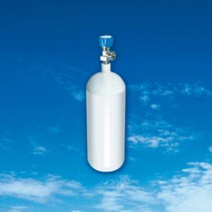 Sauerstoffflasche Volumen 2,5 Liter