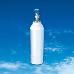 Sauerstoffflasche Volumen 5,0 Liter